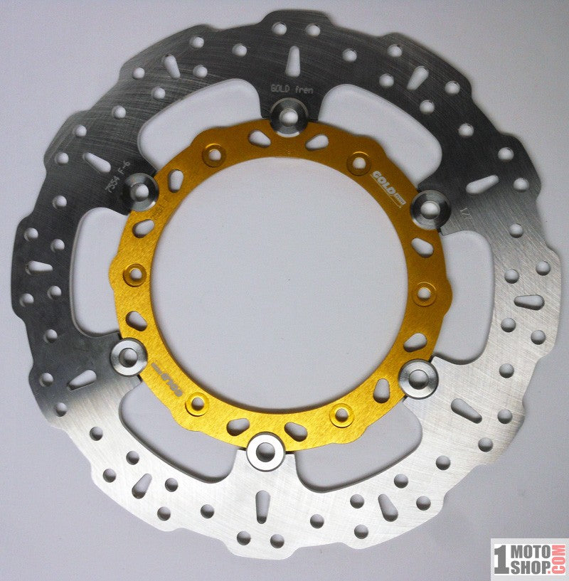 Front Floating Offroad Brake Disc For KTM SX, SXF,EXC GOLDfren 7554F