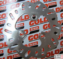 Load image into Gallery viewer, ATV Front Brake Disc for DVX400, KFX400, LT-Z400 GOLDfren 8401F