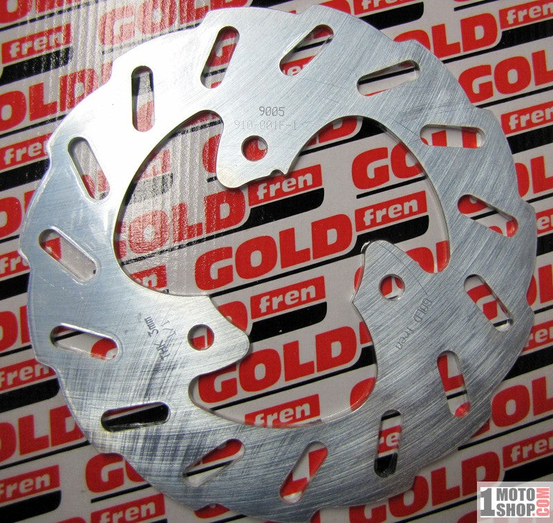 Aprilia and Yamaha Scooter Front Brake Disc  GOLDfren 910-001F