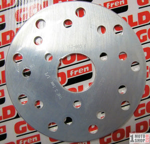 Front Brake Disc for Scooter Aprilia,Derbi,Italjet,PGO, ... GOLDfren 913-003F