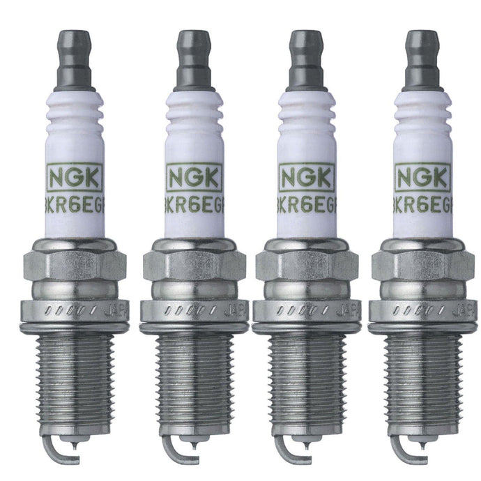 NGK G-Power Spark Plugs 7090 / BKR5EGP (4 PACK)