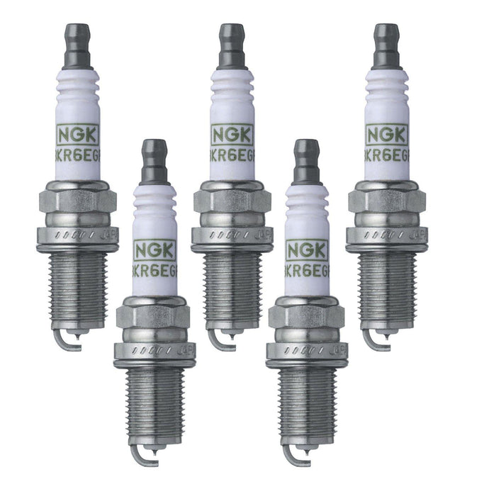 NGK G-Power Spark Plugs 7090 / BKR5EGP (5 PACK)