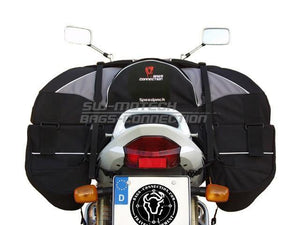 SW-Motech Tail Bag 75-90 Liter Motorcycle Luggage. Speedpack