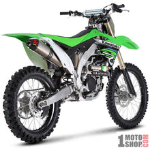 Load image into Gallery viewer, Akrapovic Racing Exhaust System (Titanium) for KAWASAKI KX450F 2009-13