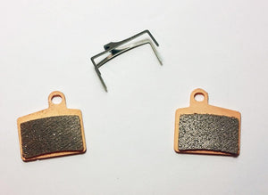 GOLDfren 838DS MTB Brake Pads for Clarks Hayes Strocker Ryde
