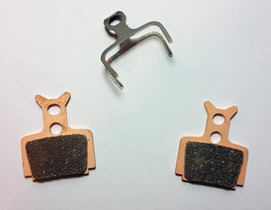 GOLDfren 841DS MTB Brake Pads for Mountain Bike Formula Mega, The One
