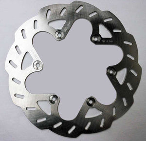 Rear Brake Disc GOLDfren 1303R3 stainless steel