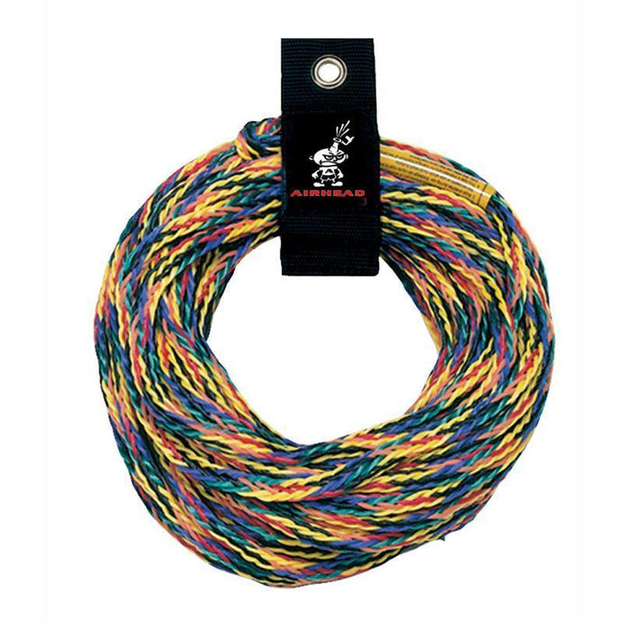Airhead 2 Rider Tube Tow Rope