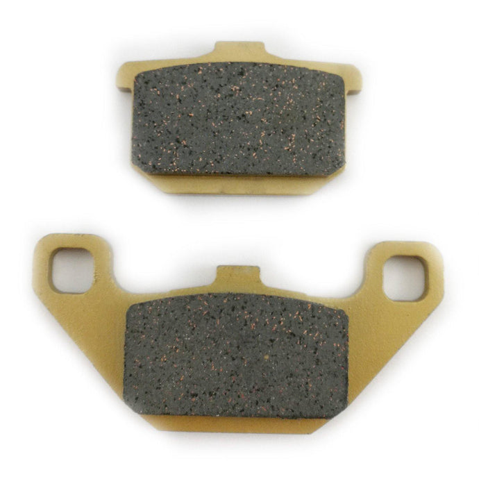 DBX Brake Pads FA85 Dual Front and Rear Bundle