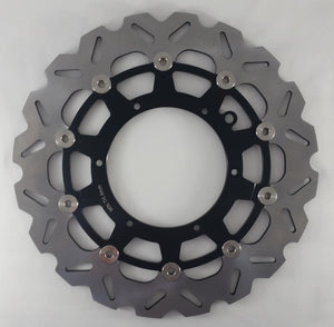 DBX Brake Disc Supermoto KTM Front Rotor Stainless-Steel 320mm