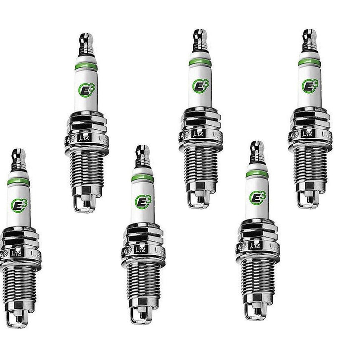 E3.58 E3 Premium Automotive Spark Plugs (6-PACK)