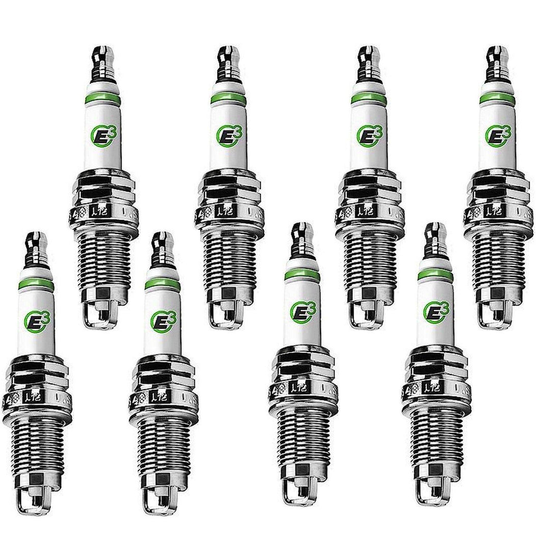 E3.58 E3 Premium Automotive Spark Plugs (8-PACK)