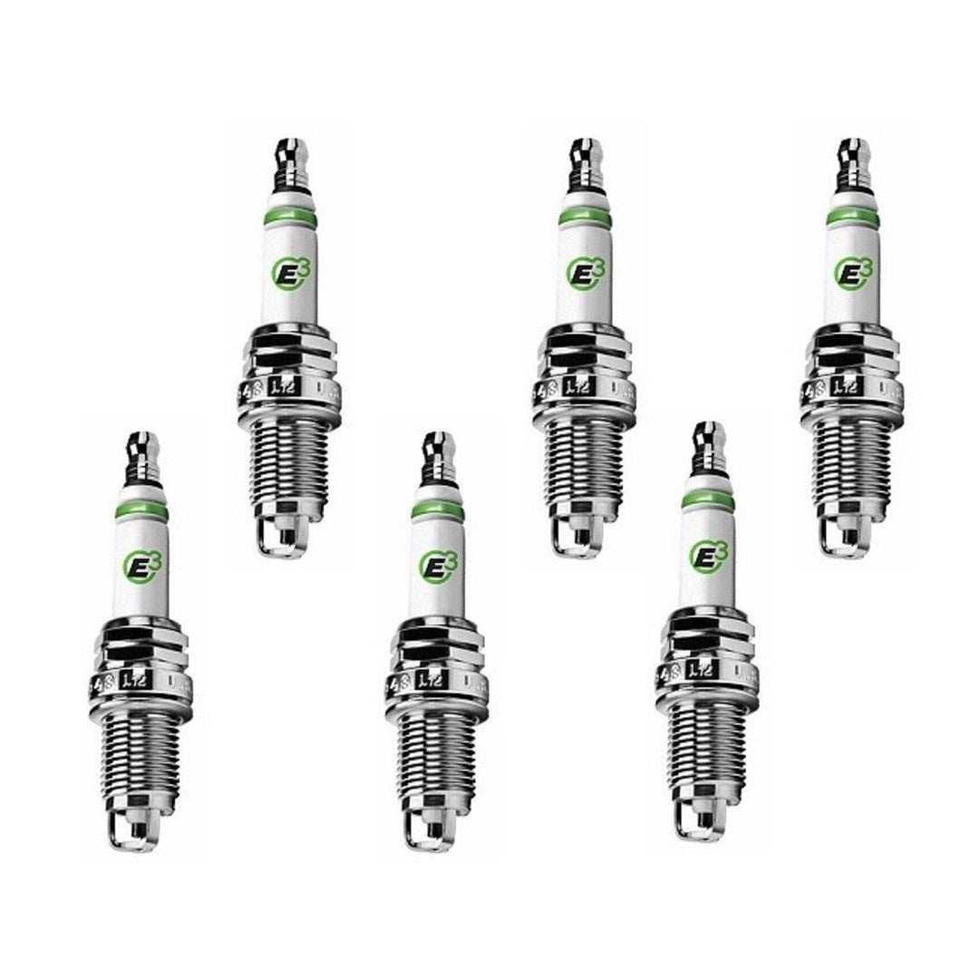 E3.64 E3 Premium Automotive Spark Plugs (6-PACK)