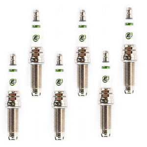 E3.81 E3 Premium Automotive Spark Plugs (6-PACK)