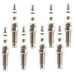 E3.81 E3 Premium Automotive Spark Plugs (8-PACK)