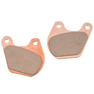 GOLDfren Brake Pads 062 Replacement for Harley Davidson 43395-80 | 44099-77