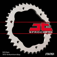Load image into Gallery viewer, JT Rear Racing Aluminum Sprocket Ducati JTA761