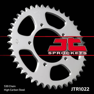 JT Rear Steel Sprocket JTR1022 530