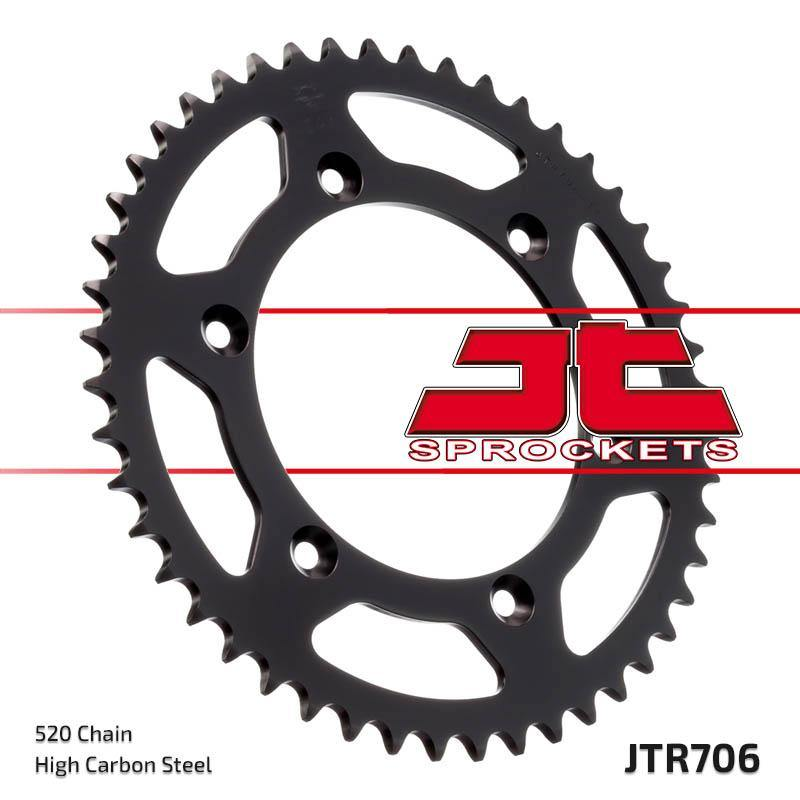 JT Rear Steel Sprocket JTR706 520