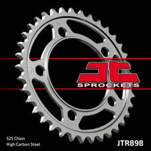 Load image into Gallery viewer, JT Rear Steel Sprocket JTR898 525
