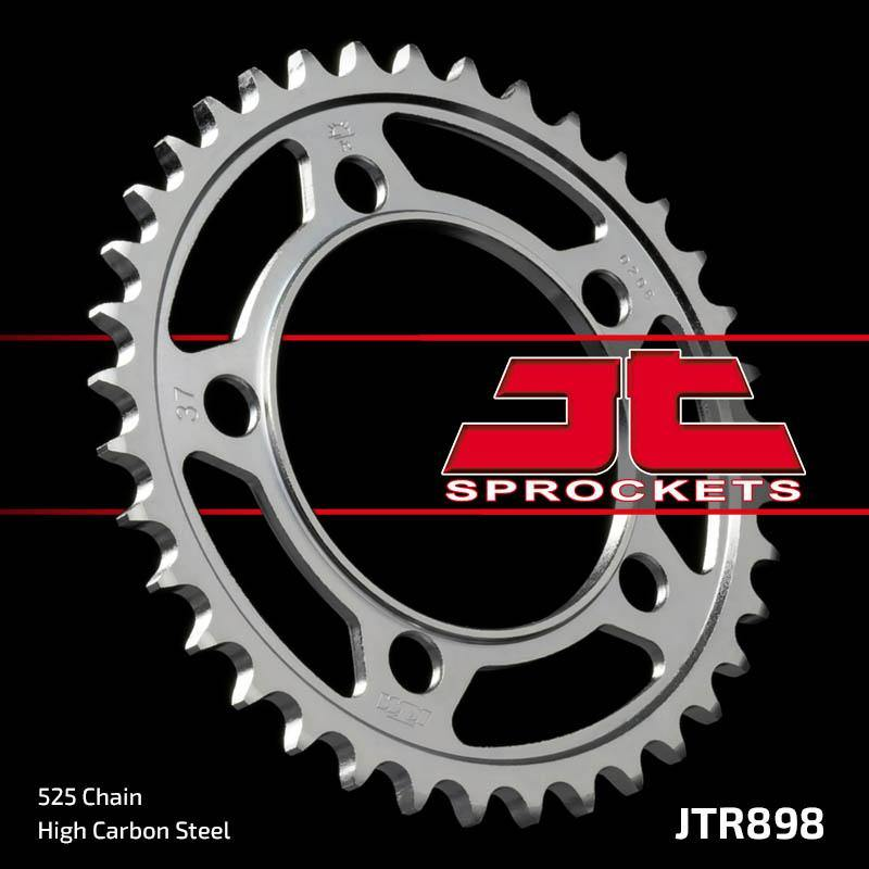 JT Rear Steel Sprocket JTR898 525