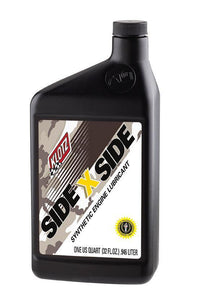Klotz Side-X-Side Synthetic Engine Oil
