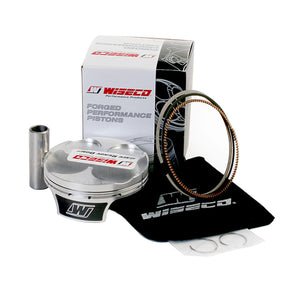 Wiseco 40004M07680 Honda 2010-11 CRF250R 4Vp Domed 14.2:1 Piston