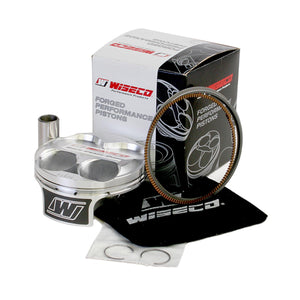 Wiseco 40012M07700 Suzuki 2010 RMZ250 4Vp Domed 13.9:1 Piston