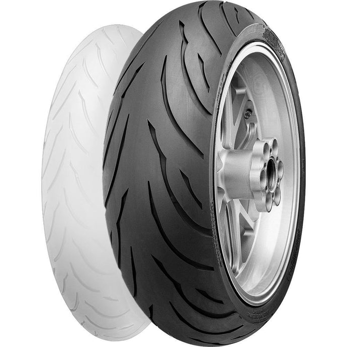 Continental Rear Motion 150/60ZR17 66W TL M/C Tire