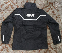Load image into Gallery viewer, Givi Rain Suit Jacket & Pants Black RR03
