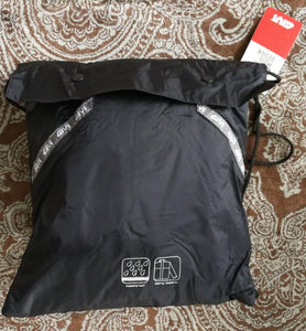 Givi Rain Suit Jacket & Pants Black RR03