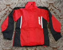 Load image into Gallery viewer, Givi Rain Suit Jacket & Pants Red / Black TA19R