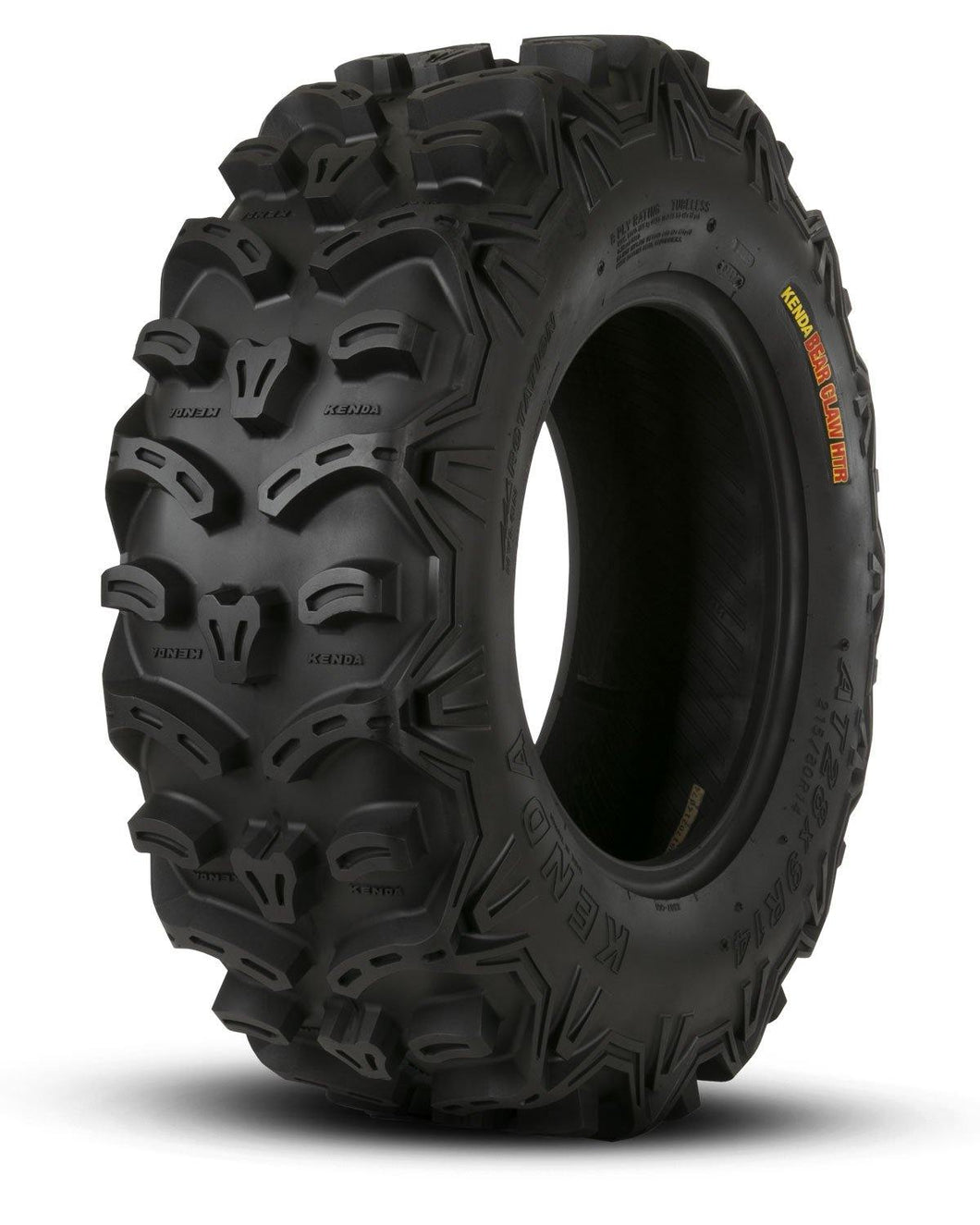 Kenda K587 Tire Bearclaw HTR AT 26X9R-14 TL 8 PLY