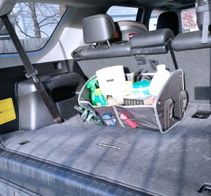 Trunk Cargo Storage Organizer Container Portable for Car or SUV