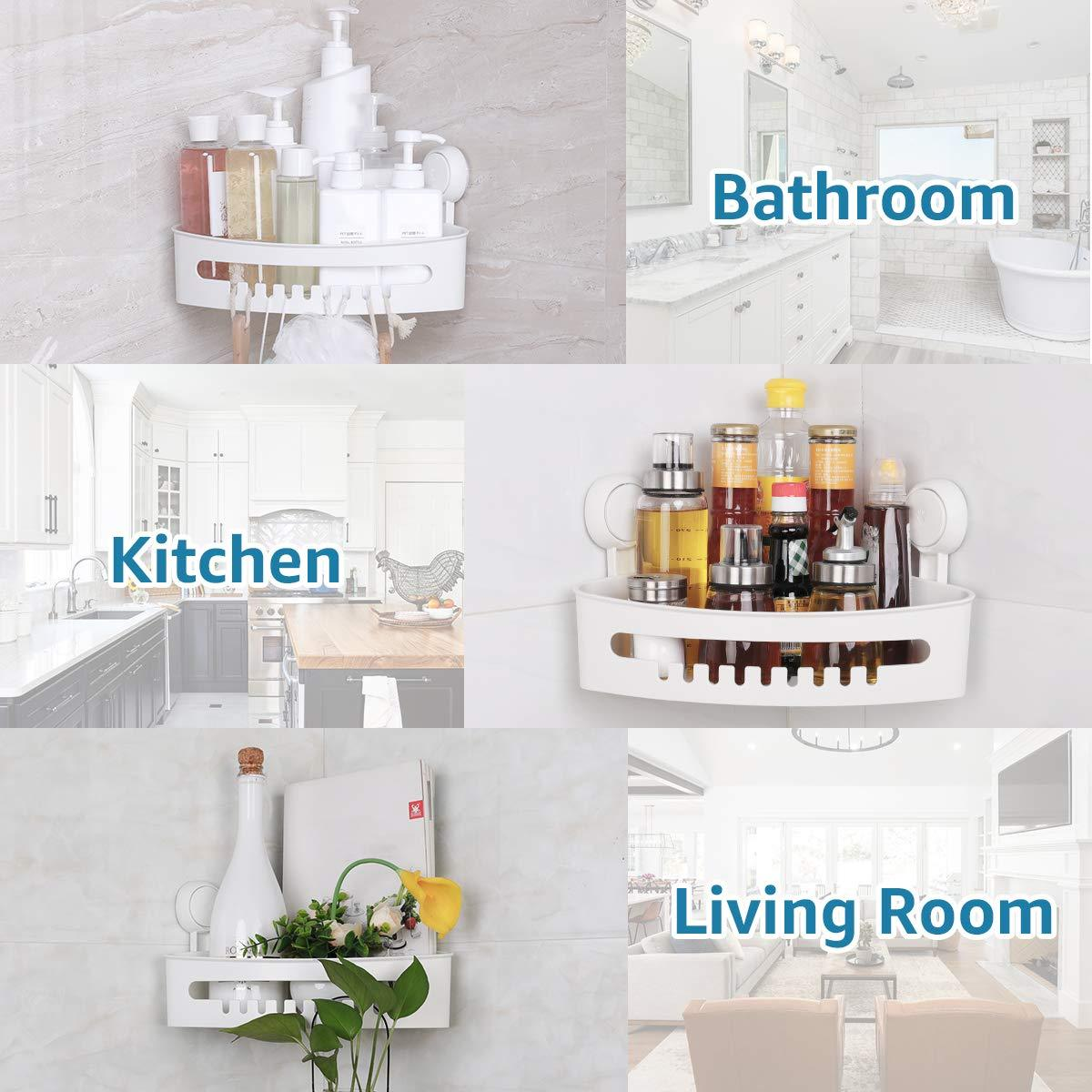Bathroom Shower Shelf Storage