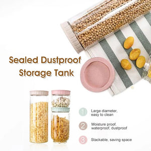 Sealed Dustproof Storage Tank