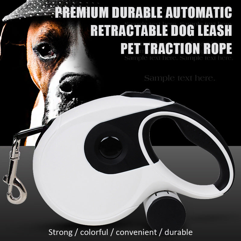 Automatic Retractable Pet Traction Rope