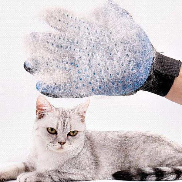 Pet Fur Remover Glove ( Single )