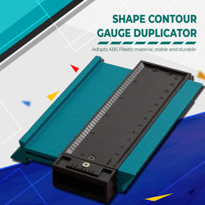 Multifunctional Contour Profile Gauge