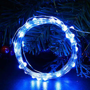 Usb With Remote Control Light String