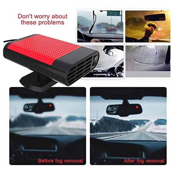 Portable 12V Car Heater