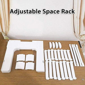 Adjustable Space Rack