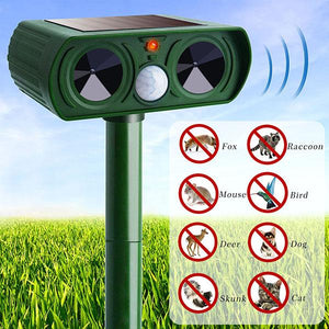 Solar Power Pest Repeller Scarer