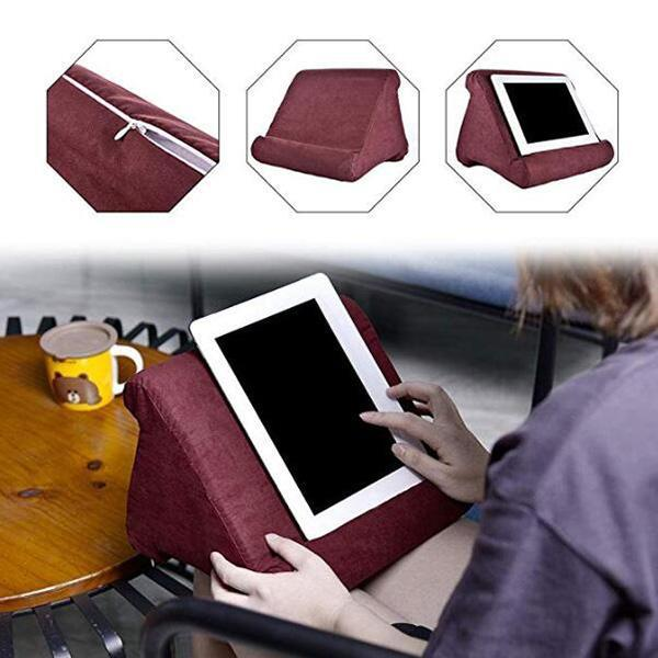 Multi-Angle Flat Bracket Pillow