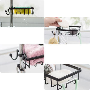 Faucet Drainage Shelf Storage Holder