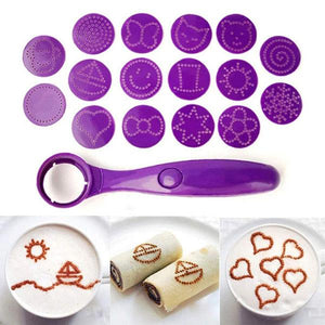Electric Coffee Pastry Spice Spoon