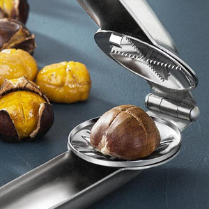 Stainless Steel Chestnut Opener