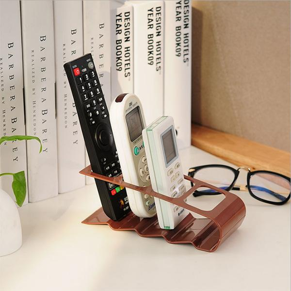 Remote Control Storage Rack