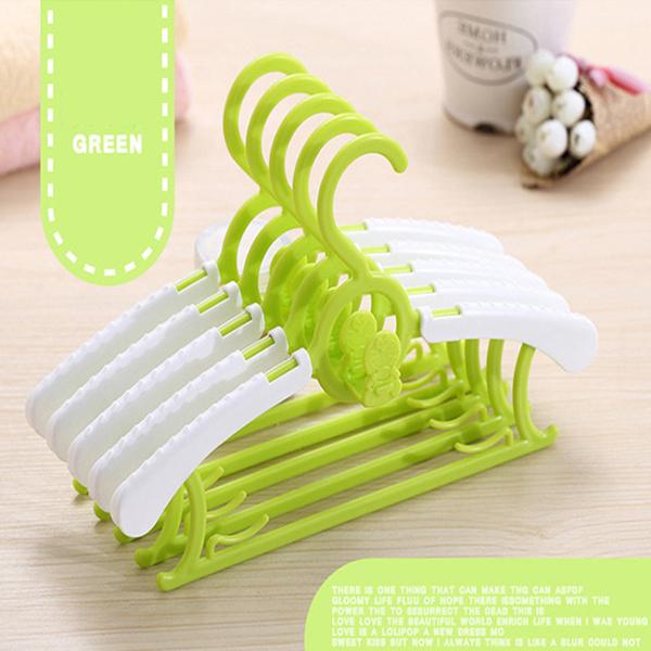 Children's Telescopic Stack Hanger (5Pcs)