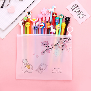 Cartoon Neutral Pen (20 Pcs)